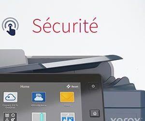 Solutions de sécurité des données et des produits utilisées par Xerox