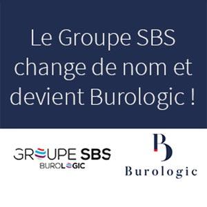 Le Groupe SBS devient BUROLOGIC