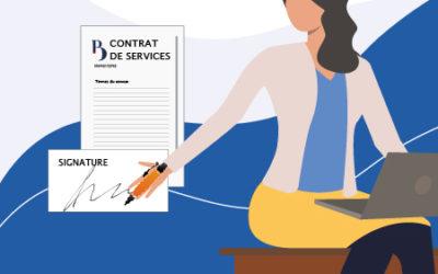 La Signature électronique des documents avec Burologic