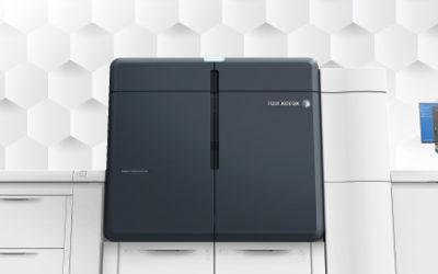 Repoussez les limites de l'impression avec la Xerox Iridesse !